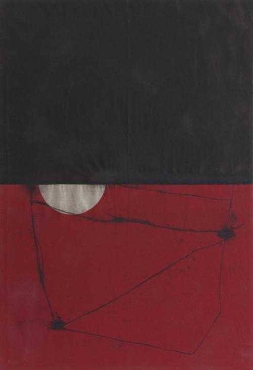 Stephane Leonard / ot / acrylic on canvas / 130 x 205 cm / 2014