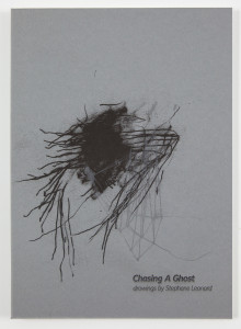 Stephane Leonard - Chasing A Ghost - art book