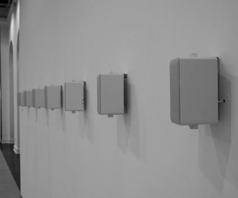 Panorama - sound installation by Stephane Leonard